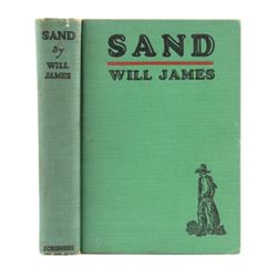 Sand by Will James 1929 First Edition