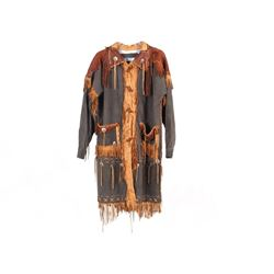 Montana Dreamwear Fringed Western Leather Jacket