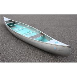 Boy Scouts Of America Metal Adventure Canoe