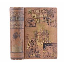 Stanley's Wonderful Adventures in Africa 1890
