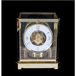 Rare Vintage LeCoultre Swiss Atmos Clock Cal.528-8