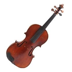 Antonius Stradivarius Model 1736 Copy Violin