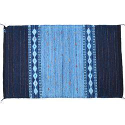 Night Sky Churro Wool Rug by Alicia Gutierrez