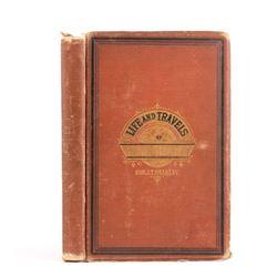 Life and Travels of Gen Grant Salesman Sample 1879