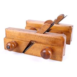 Wooden Adjustable Hand Made Molding Planes