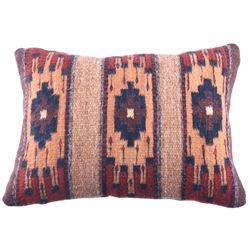 Montanitas Saltillo Churro Wool Pillow by E. Reyna