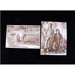 L.A. Huffman Photo Collection Circa 1883 & 1890