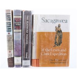 Four Butte Silver Bow Public Library Books