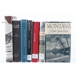 Six Butte Silver Bow Public Library Book