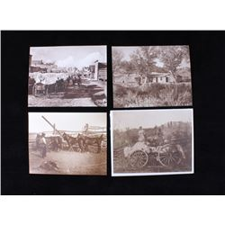 L.A. Huffman Photo Collection Circa 1882 - 1890