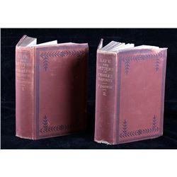 1888 Life & Letters of Charles Darwin Vol. I & II
