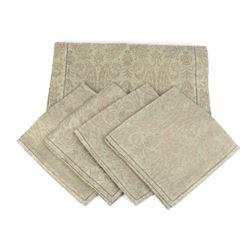 Tessitura Pardi Linen Table Runner & Napkins