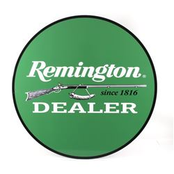 Remington Dealer Reproduction Advertising Sign