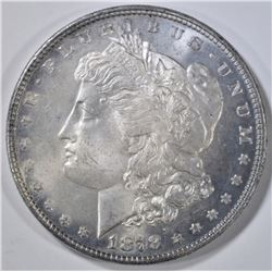 1878 7/8 TF MORGAN DOLLAR  GEM BU