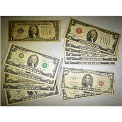 CURRENCY LOT