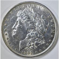 1892 MORGAN DOLLAR, BU