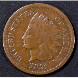 1871 INDIAN CENT GOOD