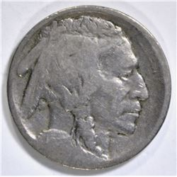 1913-S TYPE 1 BUFFALO NICKEL GOOD