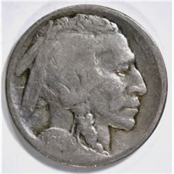 1913-S TYPE 2 BUFFALO NICKEL VG