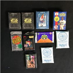 SPORTS/ NON-SPORTS TRADING CARD LOT