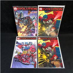 REVOLUTION COMIC BOOK LOT (IDW)