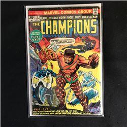 THE CHAMPIONS NO. 1 (MARVEL COMICS)
