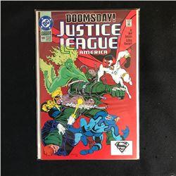 JUSTICE LEAGUE OF AMERICA 69 (DC COMICS)