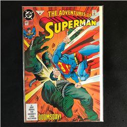 The Adventures of SUPERMAN 497 (DC COMICS)