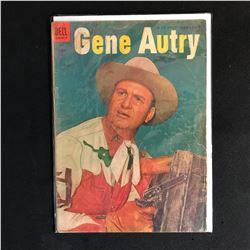 VINTAGE GENE AUTRY COMIC BOOK (DELL)