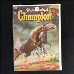 Gene Autry's CHAMPION 11 (DELL COMICS)