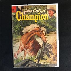 VINTAGE Gene Autry's CHAMPION (DELL COMICS)