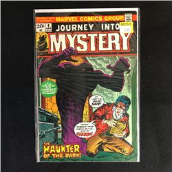 Journey into MYSTERY 4 (MARVEL COMICS)