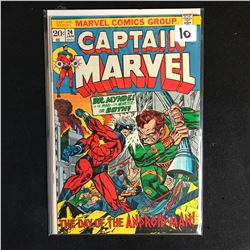 CAPTAIN MARVEL 24 (MARVEL COMICS)