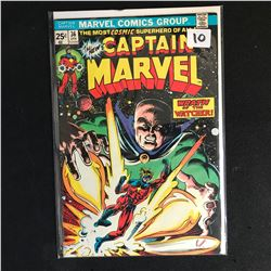 CAPTAIN MARVEL 36 (MARVEL COMICS)