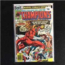 The CHAMPIONS 7 (MARVEL COMICS)
