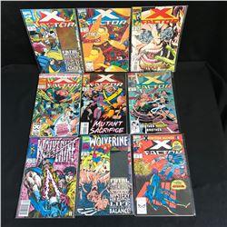 X-FACTOR COMIC BOOK LOT (MARVEL COMICS)