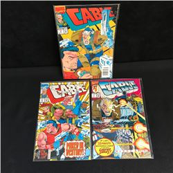 CABLE COMIC BOOK LOT (MARVEL COMICS)