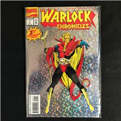 WARLOCK Chronicles 1 (MARVEL COMICS)