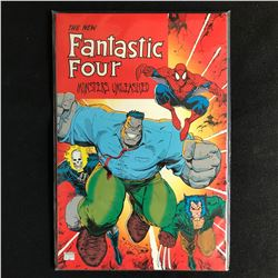 New Fantastic Four: Monsters Unleashed (Marvel Comics)1990
