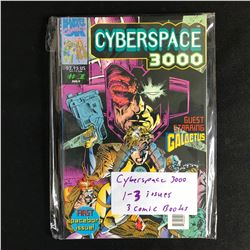 CYBERSPACE 3000 1-3 (MARVEL COMICS) *3 ISSUES*