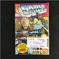 CABLE 1-2 (MARVEL COMICS) *2 ISSUES*