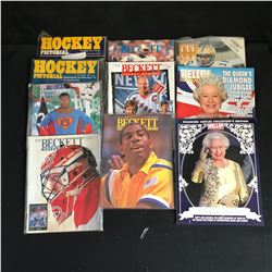 MIXED SPORTS/ NON-SPORTS MAGAZINE LOT