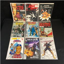 COMIC BOOK LOT (VARIOUS COMICS)