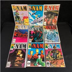 THE NAM COMIC BOOK LOT (MARVEL COMICS)