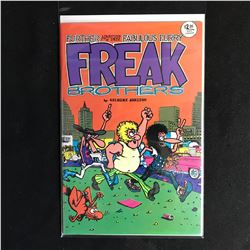 FREAK BROTHERS by Gilbert Shelton COMIC BOOK