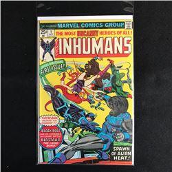 THE INHUMANS 1 (MARVEL COMICS)
