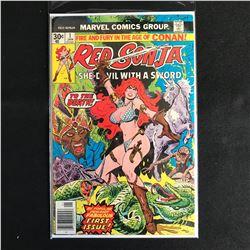 RED SONJA 1 (MARVEL COMICS)