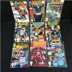THE PUNISHER COMIC BOOK LOT (MARVEL COMICS)