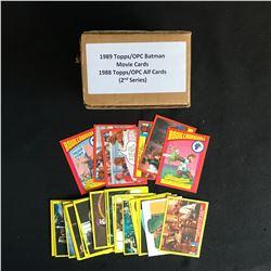 1988-89 TOPPS NON-SPORTS COLLECTOR CARDS