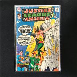 JUSTICE LEAGUE of AMERICA 72 (DC COMICS)